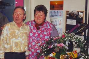 Albrecht Link und Renate Seeger